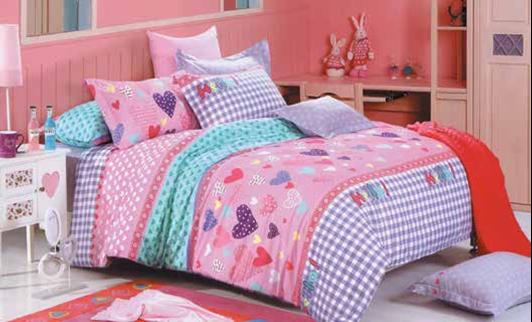 תמונה של סט למיטה וחצי 3 חלקים ביוטי ילדים ונוער c-3007