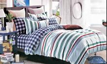 תמונה של סט ביוטי 100% כותנה מיטה זוגית 4 חלקים  | 2061
