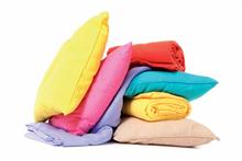 """תמונה של סדין יחיד 100% סאטן אל קמט לתחושה רכה ומפנקת לשינה. 90/200 ס""""מ"""