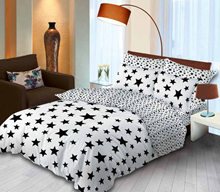 תמונה של סט GOLD 100% כותנה סרוקה מיטה זוגית 4 חלקים | R-2057
