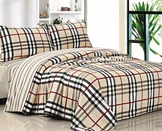 תמונה של סט פלטינום 100% כותנה  מיטה זוגית 4 חלקים  | R-273