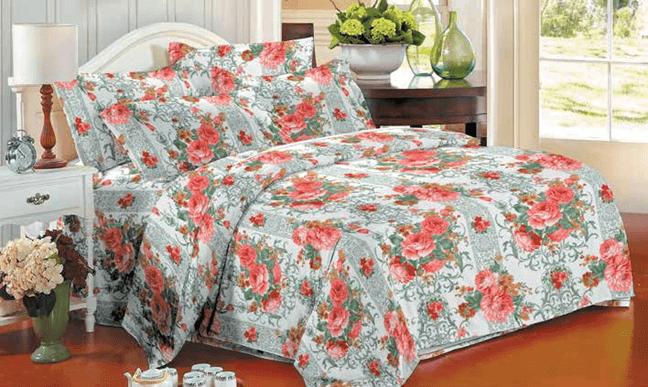 תמונה של סט ביוטי 100% כותנה מיטה וחצי 3 חלקים    2078