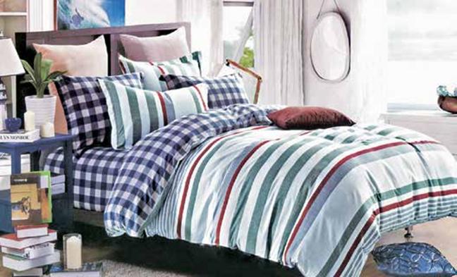 תמונה של סט ביוטי 100% כותנה מיטה וחצי 3 חלקים    2061