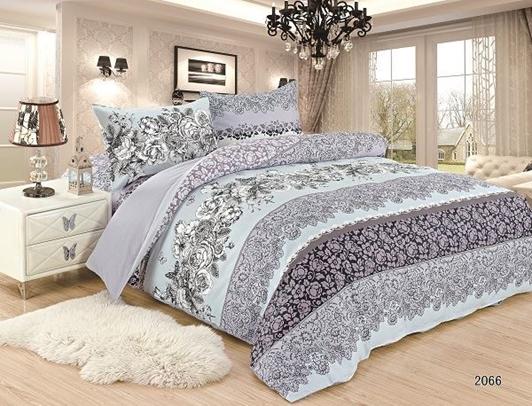 תמונה של סט ביוטי 100% כותנה מיטה זוגית 4 חלקים רחב | 2066