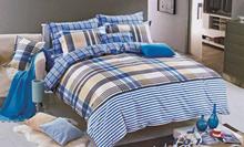 תמונה של סט ביוטי 100% כותנה מיטה זוגית 4 חלקים רחב   2071