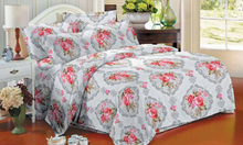 תמונה של סט ביוטי 100% כותנה מיטה וחצי 3 חלקים  | 2077