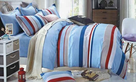 תמונה של סט ביוטי 100% כותנה מיטה וחצי 3 חלקים  | 2091