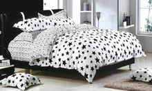 תמונה של סט ביוטי 100% כותנה מיטה זוגית 4 חלקים  | 2057